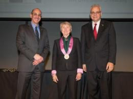 Linda Saif elected to National Academy of Inventors